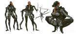 Metal Gear Rising art  14