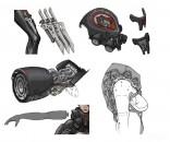 Metal Gear Rising art  15
