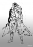 Metal Gear Rising art  2