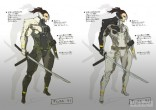 Metal Gear Rising art  3