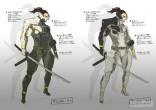 Metal Gear Rising art  3