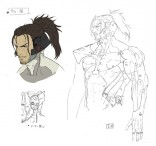 Metal Gear Rising art  4