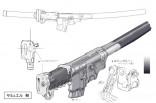 Metal Gear Rising art  6