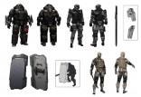 Metal Gear Rising art  7