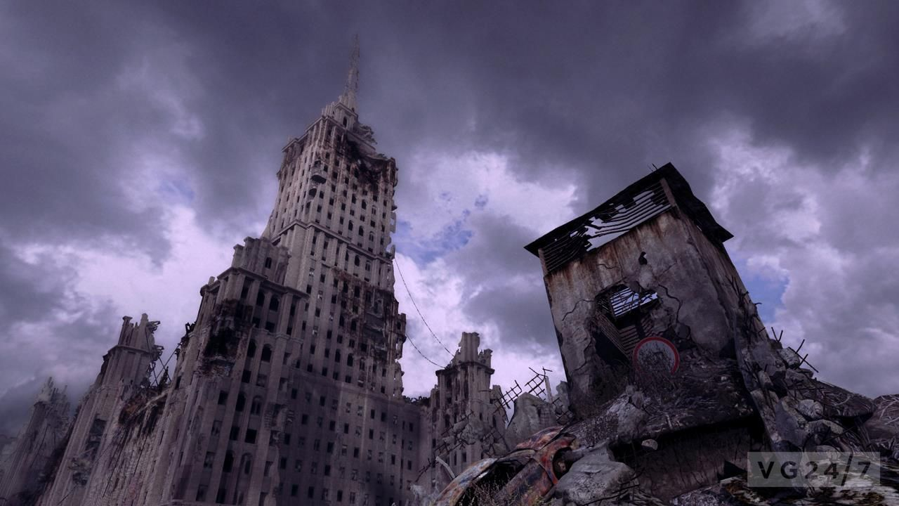 Weve Inserted The Lot For You Below Metro Last Light Is Slated Release On PC PS3 And Xbox 360 During March 2013