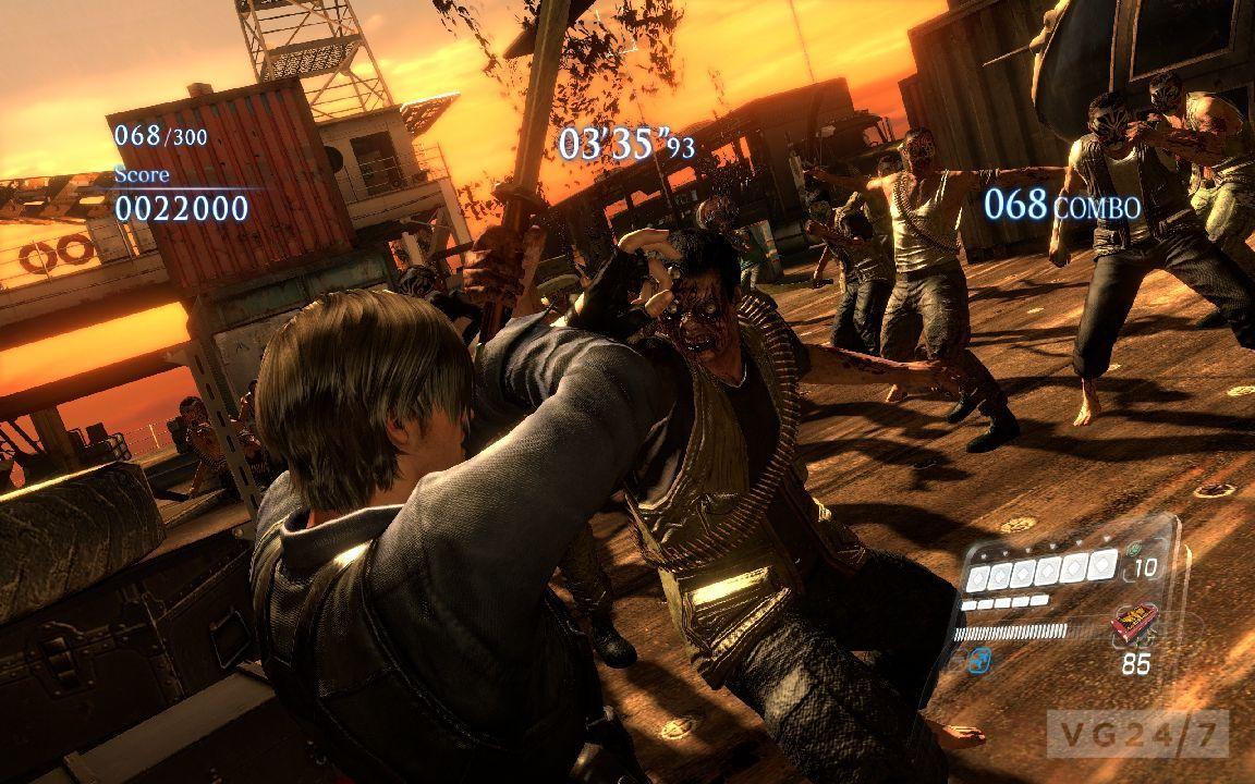 Resident Evil 1 Ps3 Cheats