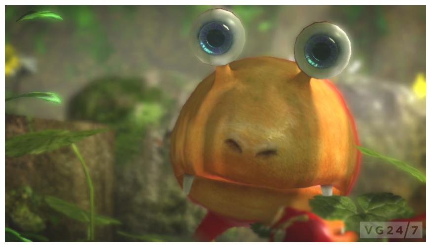Pikmin 3 Screens Show Googly Eyed Enemies Vg247