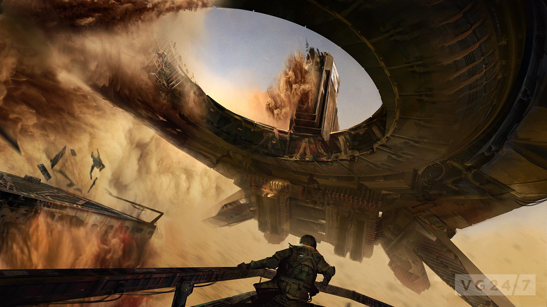 Killzone Mercenary Concept Art Shows Helghast And Vekta Vg247