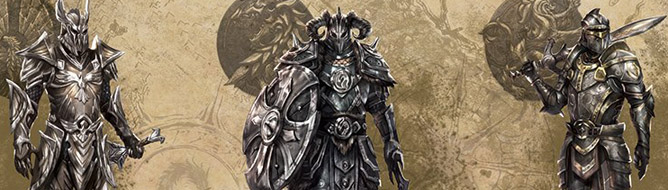 The Elder Scrolls Online Shows Off Armour Concepts Vg247