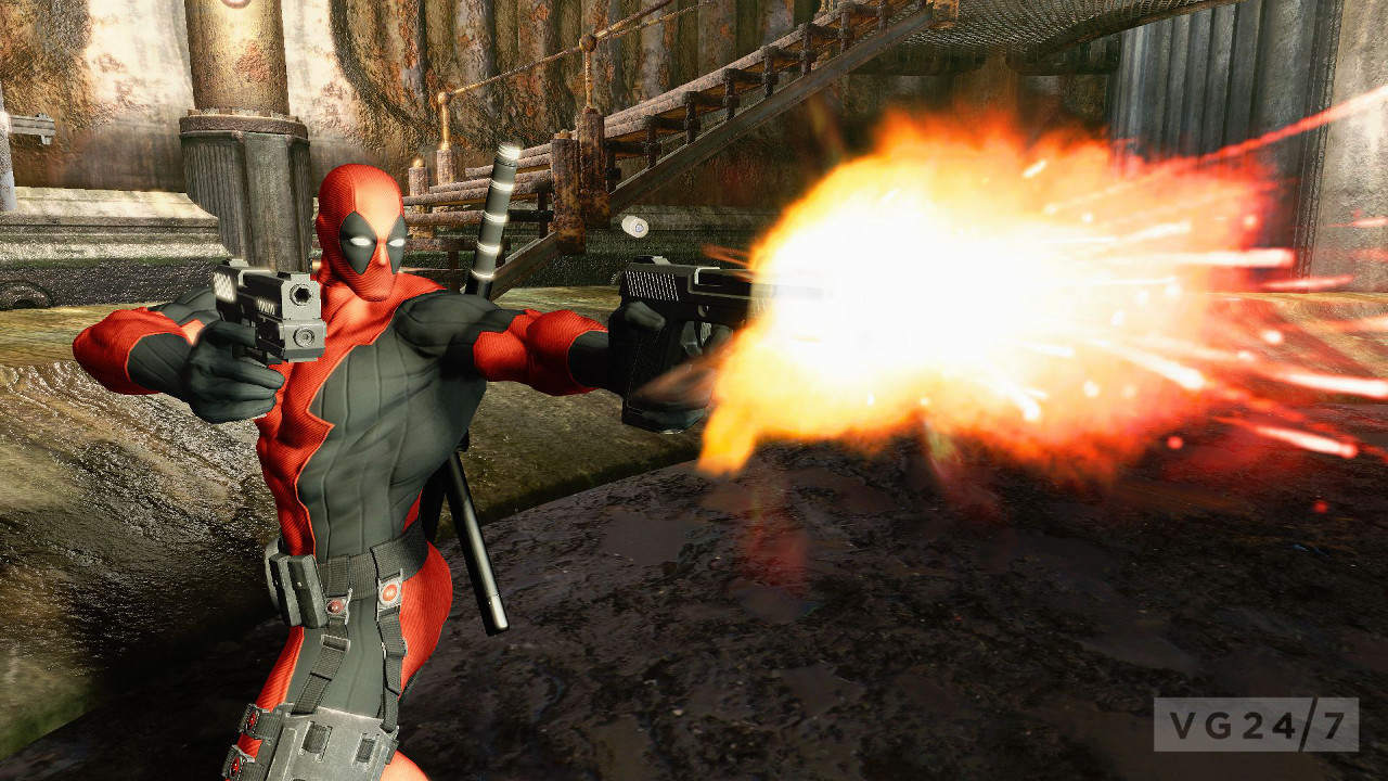 Download deadpool pc game highly compressed