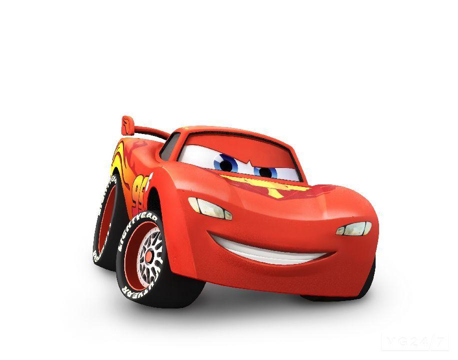 Disney Infinity - Cars...