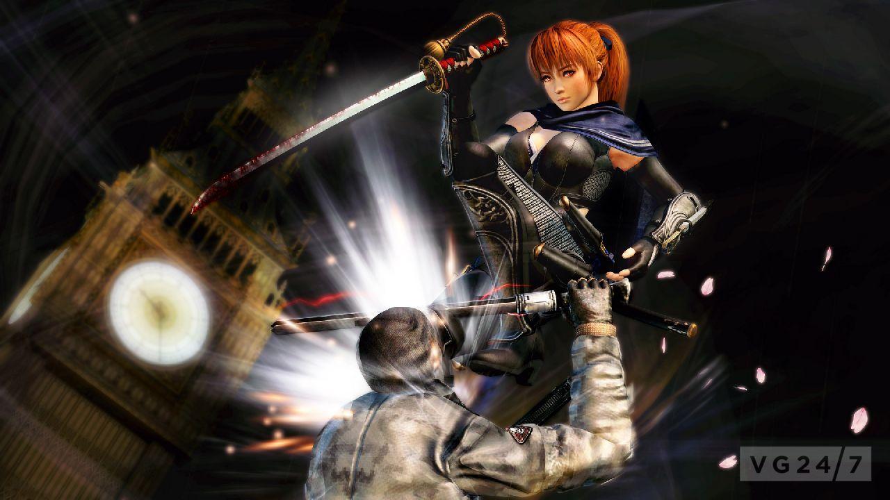 Ninja Gaiden 3 Razor S Edge Has Smartglass Support On Xbox 360
