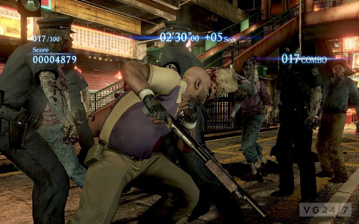 Left 4 Dead 2 getting Resident Evil 6 treatment and vice