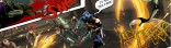 Yaiba ninja Gaiden z comic banner
