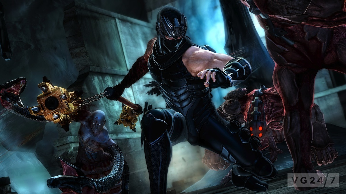 New Ninja Gaiden Project Is Is Not A Game After All Vg247
