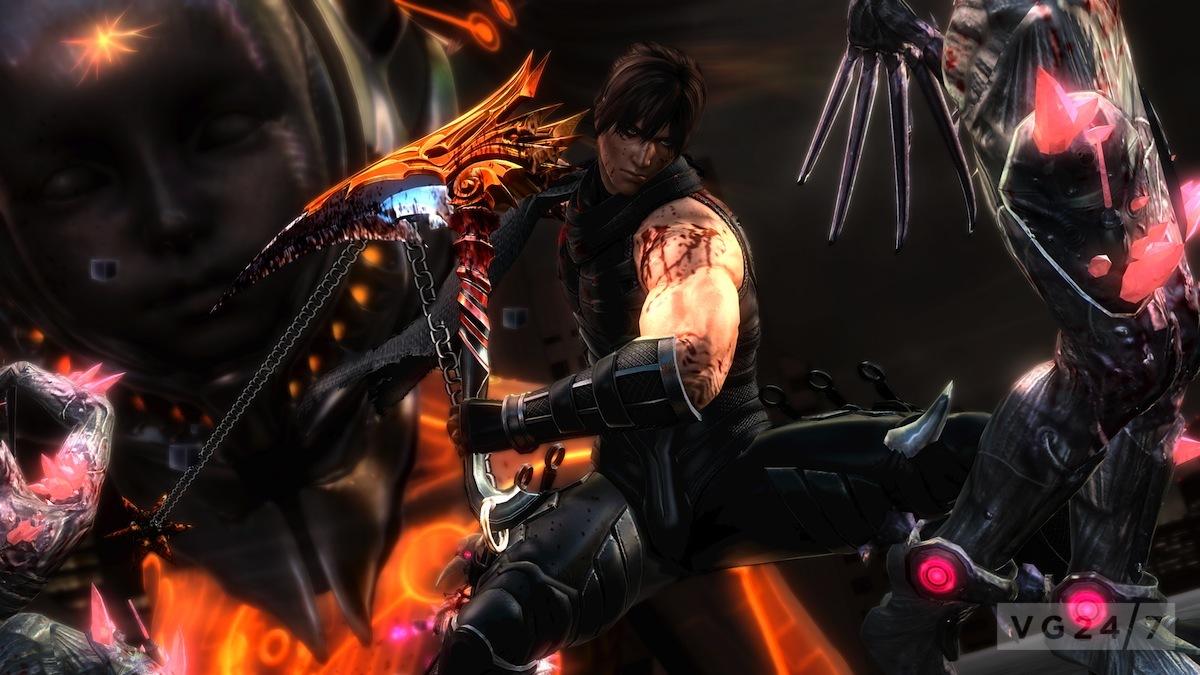 ninja gaiden 3: razor's edge to have 100 ninja trials, new weapons