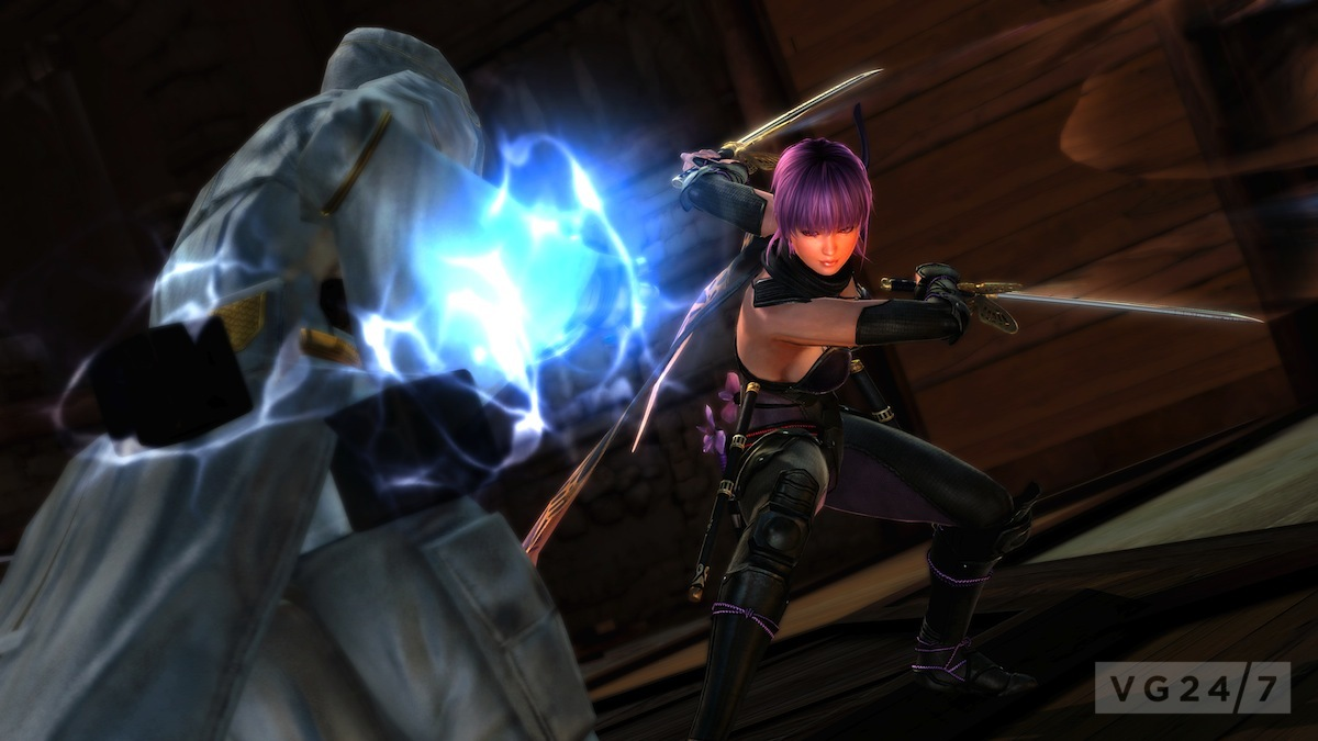 Ninja Gaiden 3 Razor S Edge To Have 100 Ninja Trials New Weapons