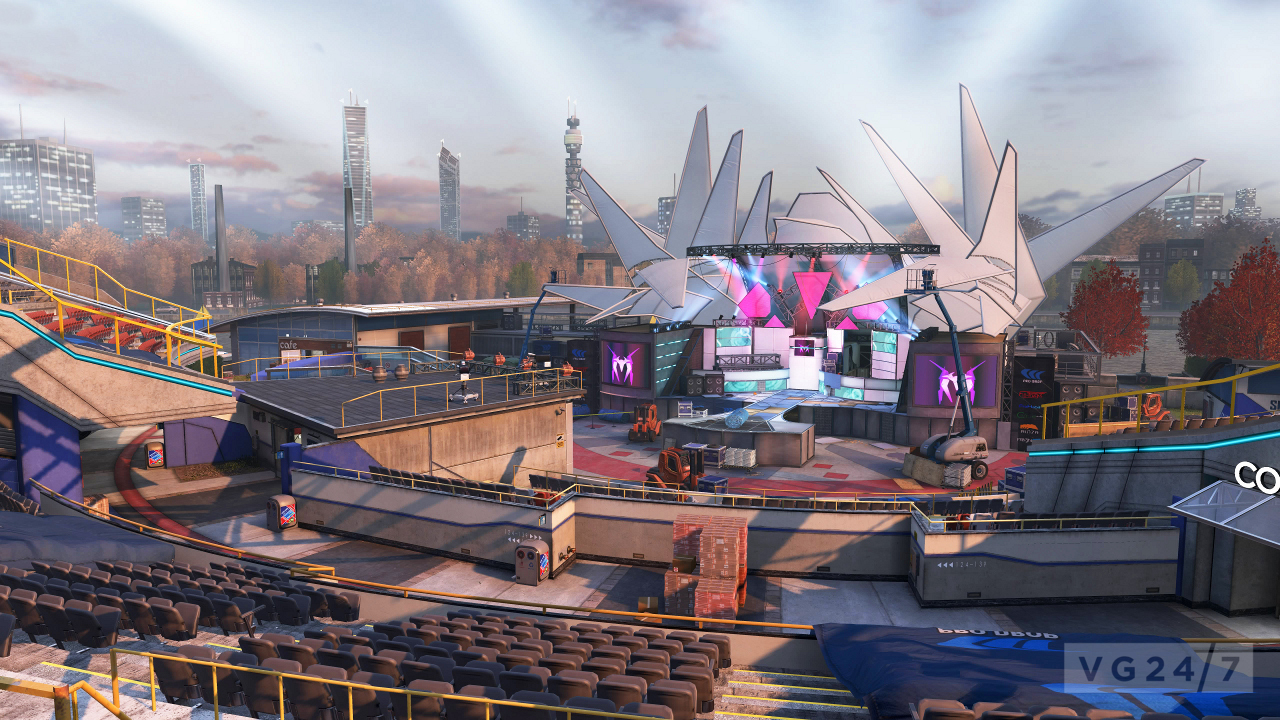 Black Ops 2: Uprising gets 24 new DLC map screens - VG247 on