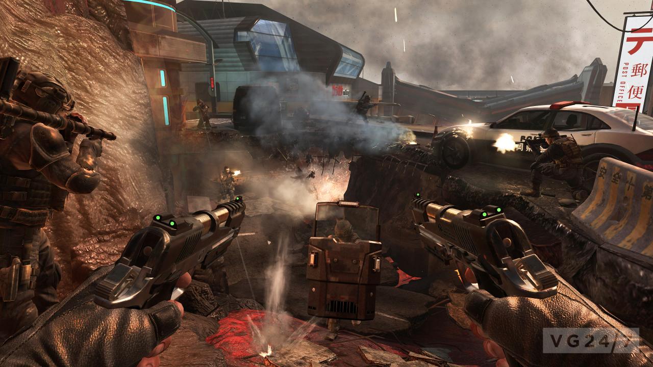 Black Ops 2: Uprising gets 24 new DLC map screens - VG247