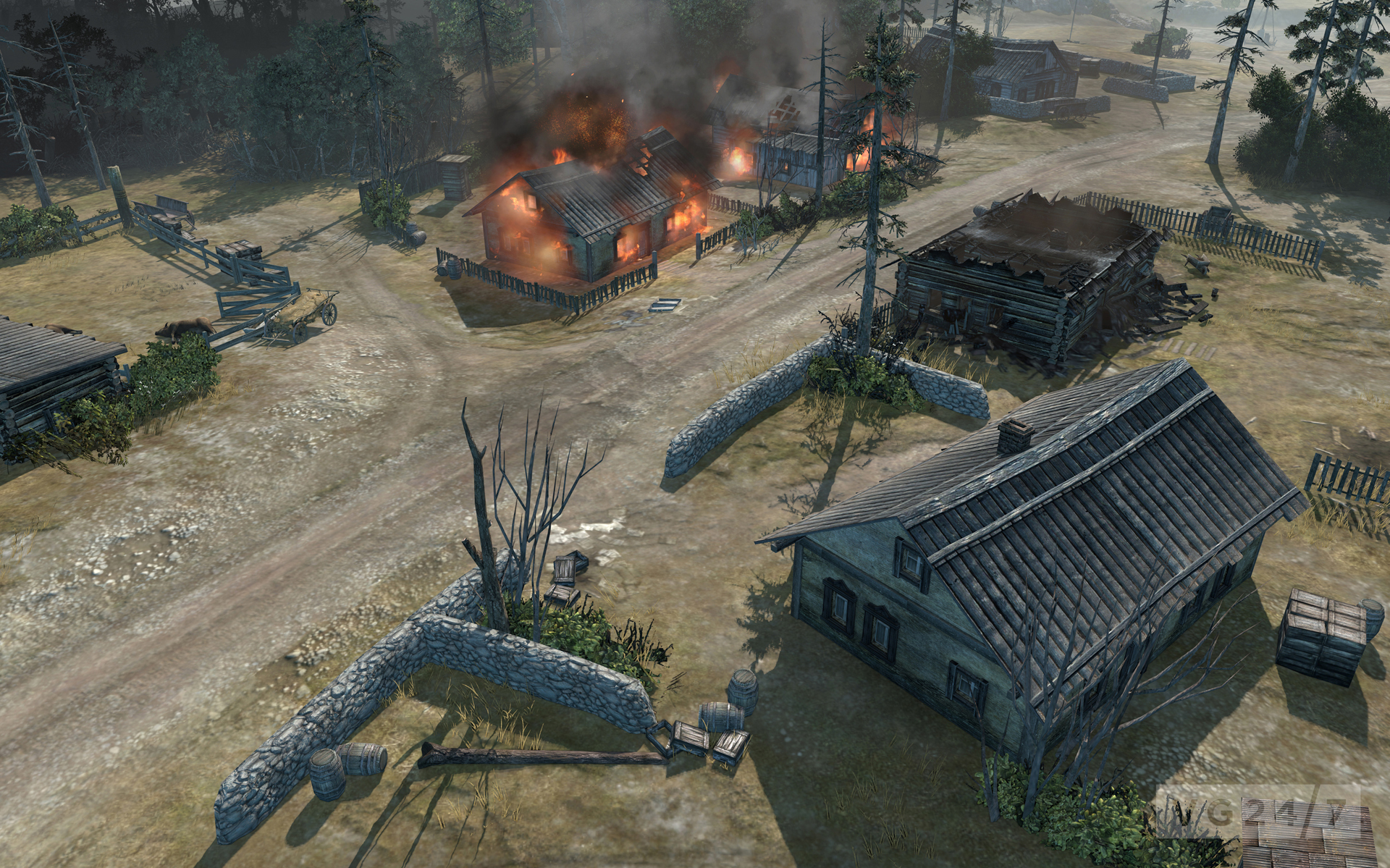 Company Of Heroes 2 Closed Beta Begins For Pre Order Customers Vg247