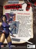 Deadpool Psylocke