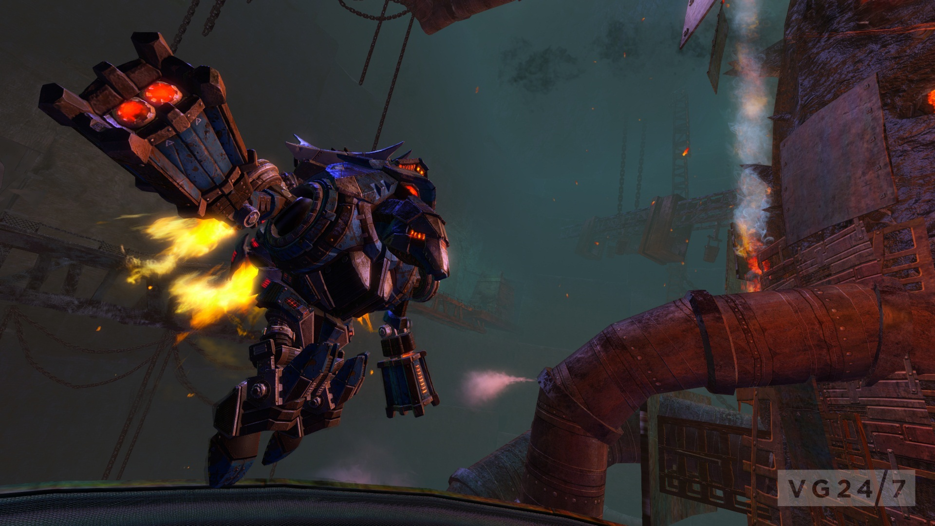 Guild Wars 2: Flame and Frost screens and information released - VG247