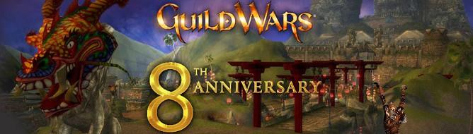 8th Work Anniversary Guild Wars 8th Anniversary