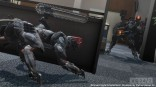 Metal Gear Rising Blade Wolf 6