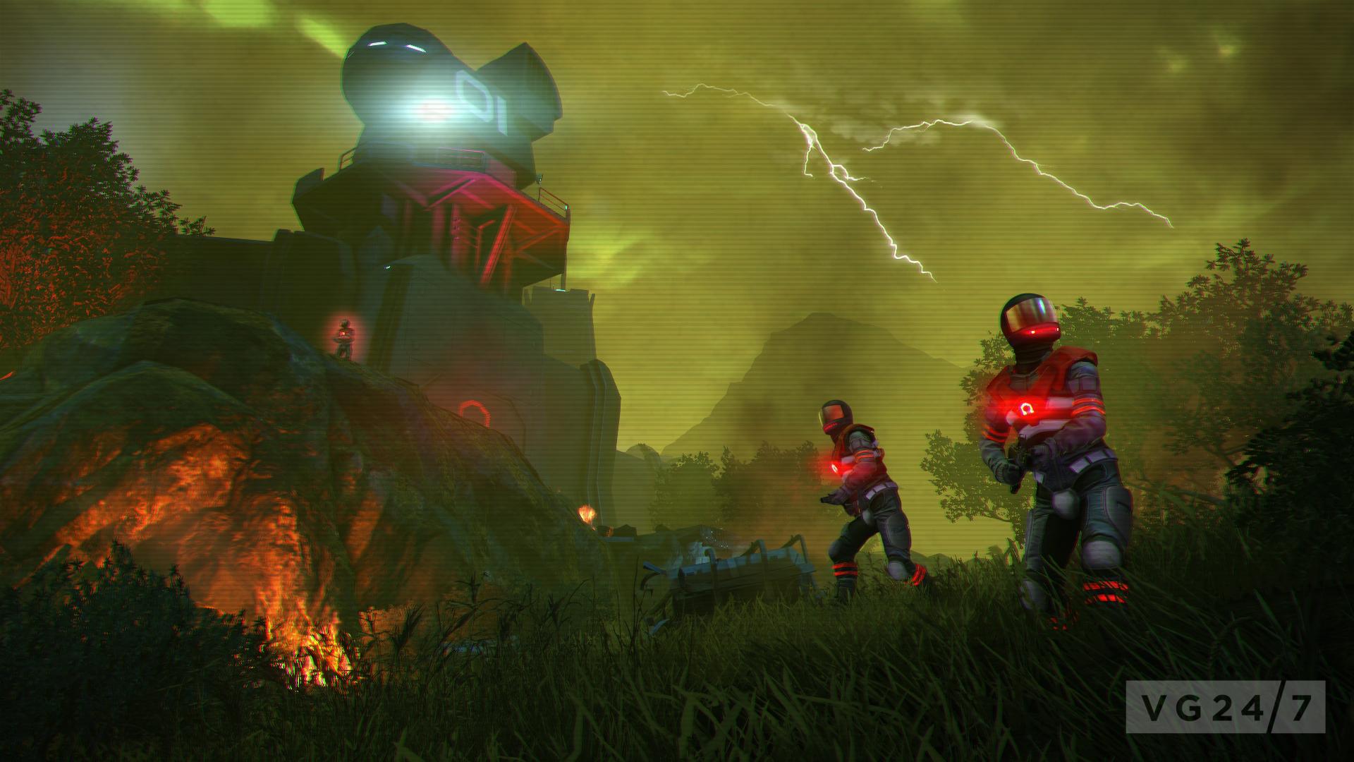 Far Cry 3 Blood Dragon S Creative Director Walks You Through This Gameplay Video Vg247