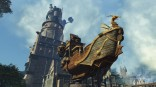 Underworld Port-Airship