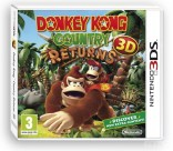 donkey kong country returns 3ds box art