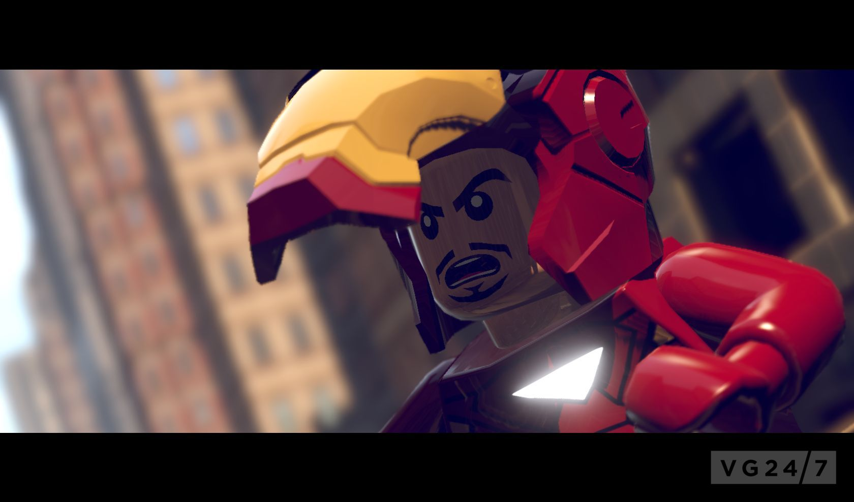 LEGO Marvel Super Heroes screenshots show an adorable Iron Man - VG247