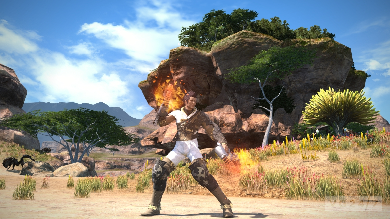Ff14 A Realm Reborn Launching In Summer June Beta Lets Ps3 Users