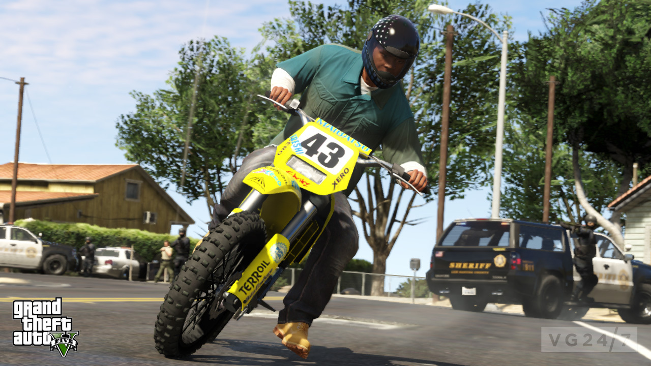 Bikes Gta 5
