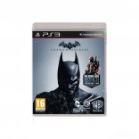 Batman Arham Origins box art