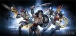 Infinite Crisis - Wonder Woman key art large