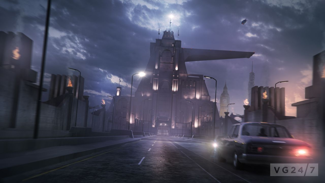 Wolfenstein: The New Order concept art, screens released - VG247