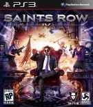 Saint's Row 4 box art