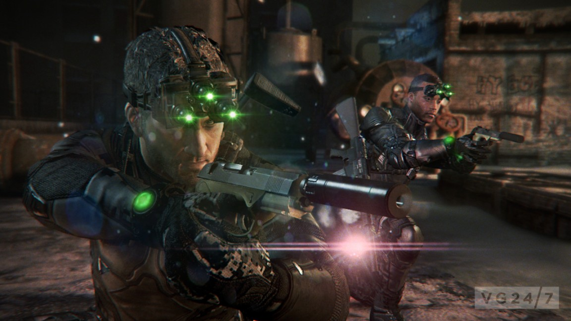 , What could Splinter Cell look like in 2019?, AllYourGames.com, AllYourGames.com
