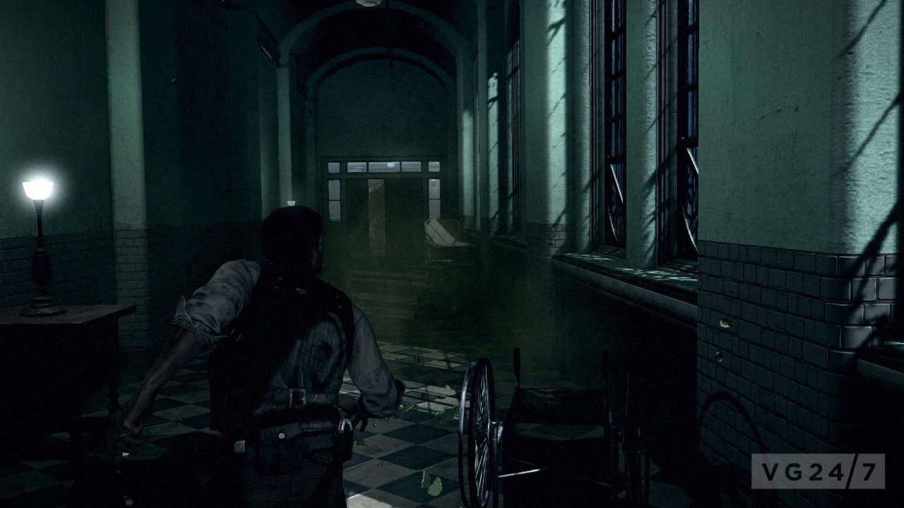 The Evil Within: E3 images show headshots, blood and scary