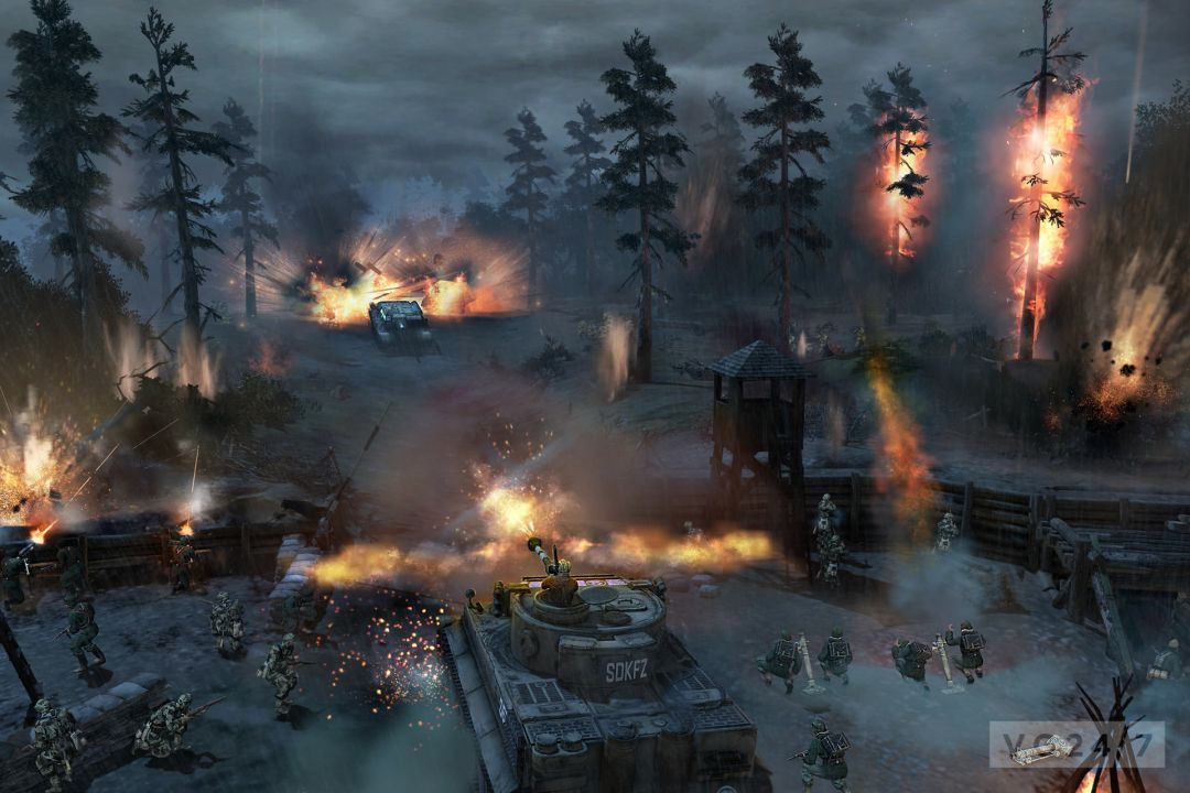Company Of Heroes 2 Developer Diary Walks You Through Single