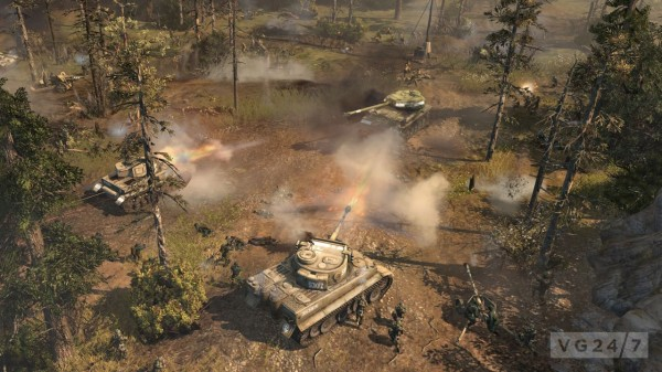 The best tank games across all platforms - VG247