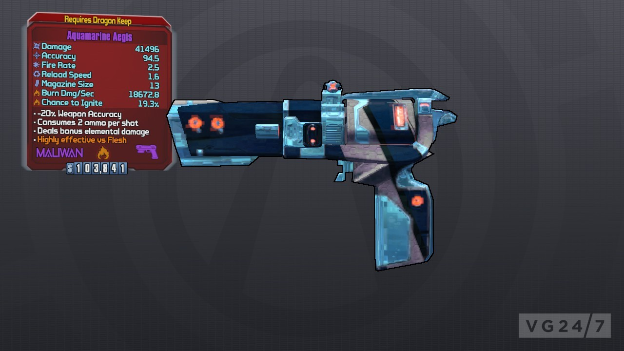 Borderlands 2: Tiny Tina DLC weapons revealed, mad fantasy names