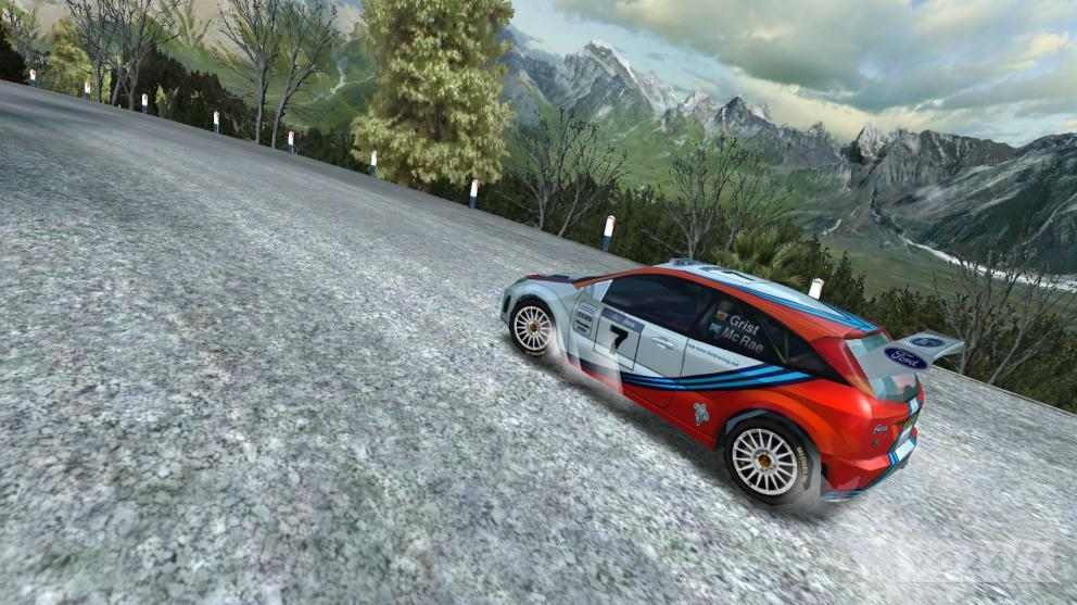 Colin McRae Rally on iOS now, launch trailer & screens inside | VG247