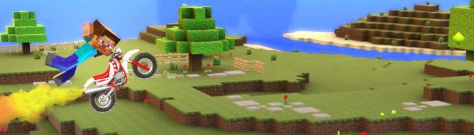 Joe Danger Minecraft