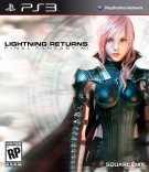 Lightning Returns Final Fantasy 13 ps3