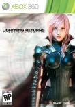 Lightning Returns Final Fantasy 13 xbox 360