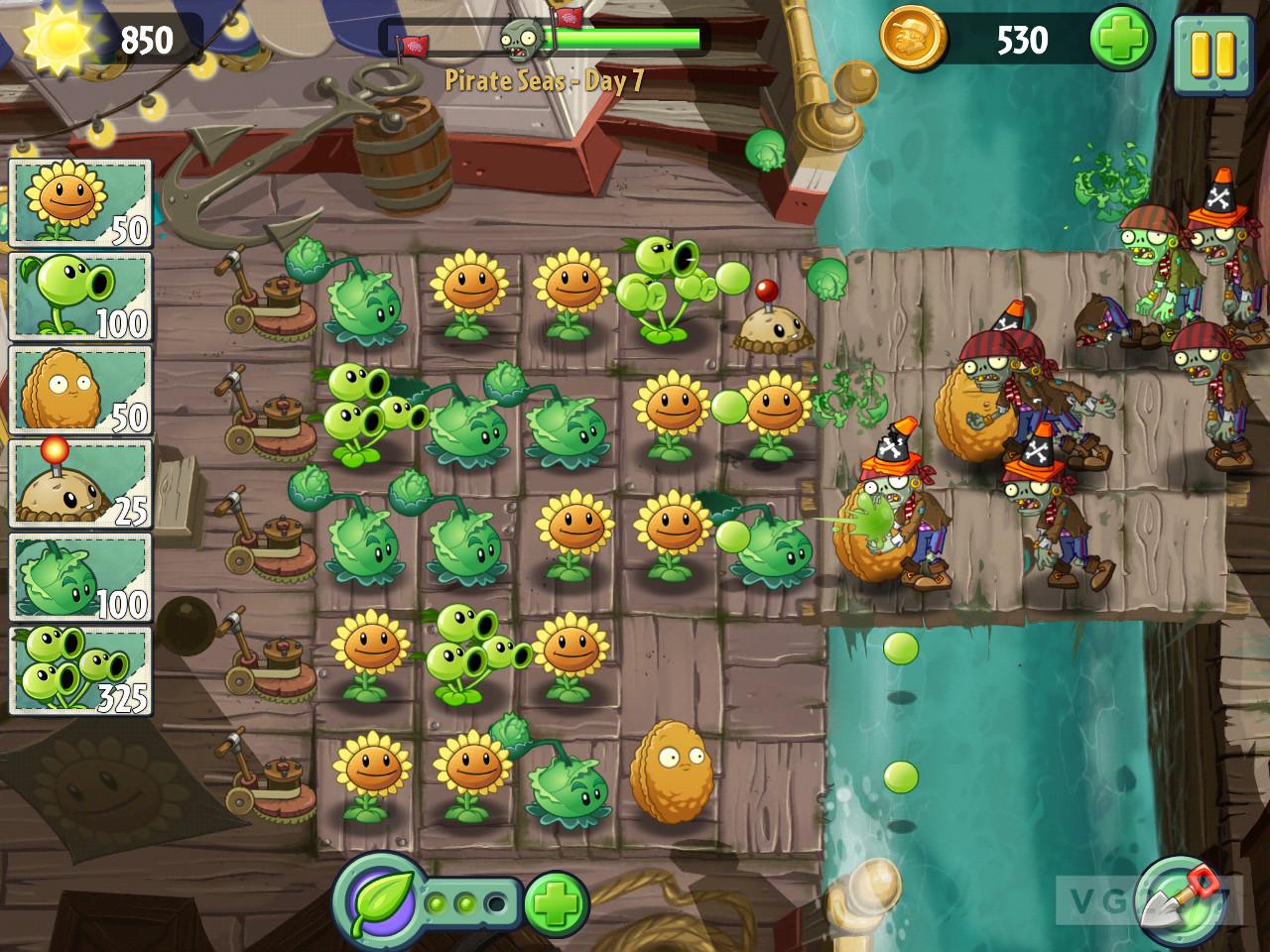 Plantas Vs Zombies 2 En Espanol Completo