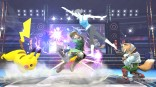 Smash Bros Wii Fit Trainer 3