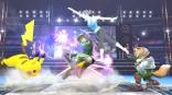 Smash Bros Wii Fit Trainer 3